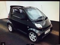 2004 SMART PULSE CONVERTIBLE FULLY LOADED GENUINE 52K MILEAGE 6 STAMP F/S/H