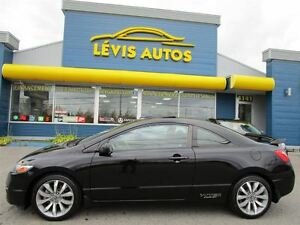 2010 Honda Civic SI 200 HP MAGS TOIT OUVRANT EXTRA PROPRE 110400
