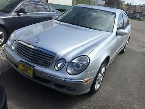 2006 Mercedes-Benz E-Class E350 4MATIC & NAVI & LEATHER & ROOF &