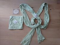 Baby Carrier/Sling - 100% Organic Cotton