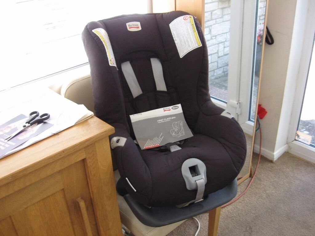 Britax Romer Car Seat First Class Plus 0 18 Klo In Bournemouth