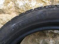 Pirelli Sottozero Winter Tyres 215/50 R17