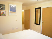 Beautifully furnished one bedroom apartment.