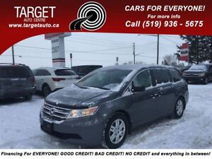 2011 Honda Odyssey LX, Drives Great, Very Clean and More !!!
