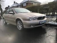 Jaguar X-type Sport 2.0 Diesel - 2003 - MOT&TAX- not mondeo vectra Passat Bmw audi Laguna mercedes