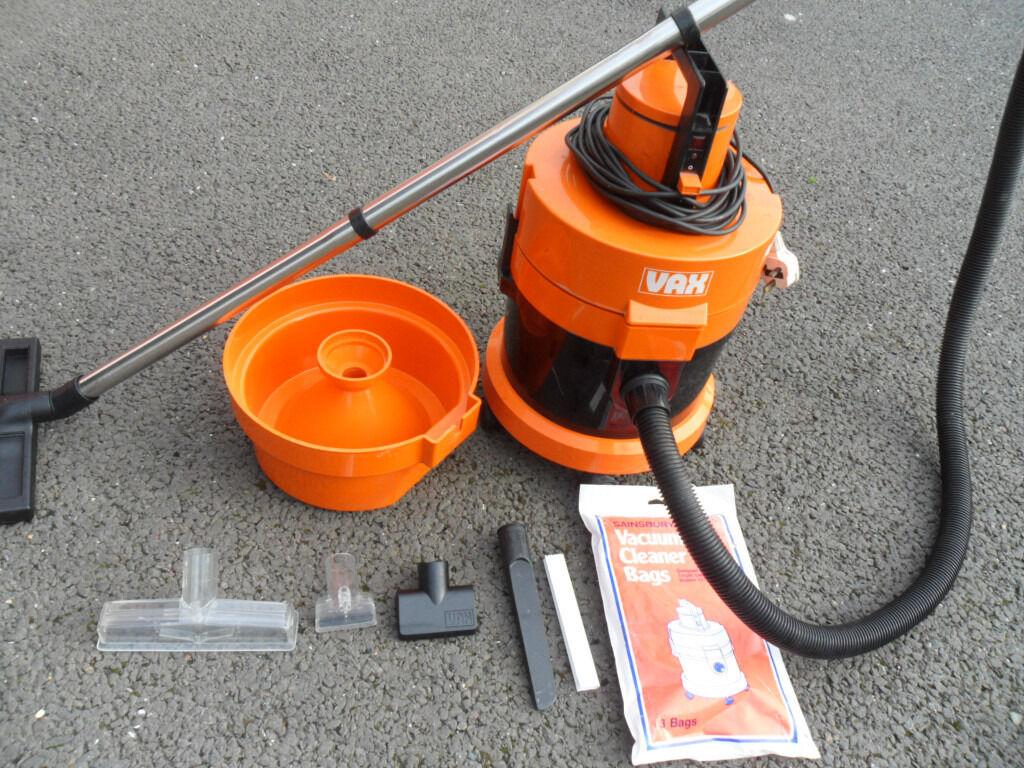 Vax 121 Vacuum Cleaner Good Condition Pokesdown Bh5
