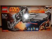 Lego Star Wars - Sith Infiltrator 75096
