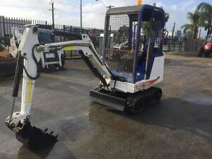 1999 BOBCAT 322 COMPACT EXCAVATOR FOR SALE - BWU0776 Beckenham Gosnells Area Preview
