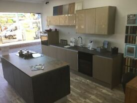 Ex Showroom display kitchen