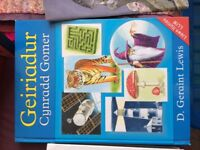 Welsh children's books