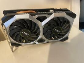 GeForce 1660 super MSI working fine