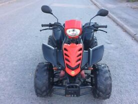 2007 07 BASHAN BS-200 S-3 QUAD BIKE LOW 1822 MILES MUD GUARDS WING MIRRORS ELECTRIC START PX SWAPS