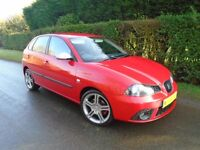 Seat Ibiza T FR 20V 1.8 - Finance Available - RG Car Sales LTD