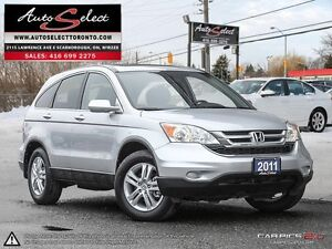 2011 Honda CR-V AWD ONLY 150K! **EX MODEL** SUNROOF