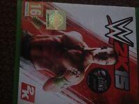 XBox One Wrestling 2k15