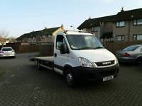 ** 2011 IVECO DAILY 3.5 TON RECOVERY TRUCK **