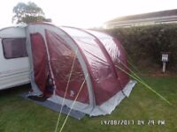 caravan awning suncamp 260 good size unit its in new condition bargain