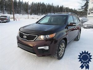 2011 Kia Sorento SX All Wheel Drive - 126,496 KMs, 3.5L V6 Gas