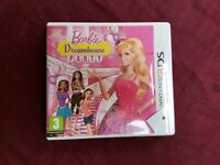 3ds Game barbie
