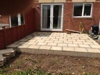 LANDSCAPE WINTER DEALS DRIVEWAY GARDEN SERVICES PATIOS FENCING DECKING ARTIFICIAL GRASS INDIAN STONE