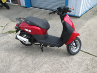 SINNIS FLAIR 50CC SCOOTER 2014 LOW MILES