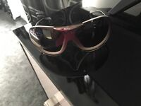 Authentic Chanel sunglasses with box and tags