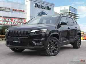 2019 Jeep New Cherokee HIGH ALTITUDE | NAV | HEATED SEATS | BLIN