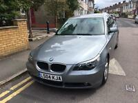 BMW 530D 3.0 SE DIESEL AUTOMATIC WITH FULL LEATHER AND SERVICE HISTROY