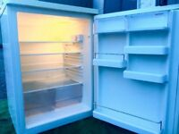 BOSCH ECONOMIC FROST FREE UNDER COUNTER FRIDGE FREE DELIVERY