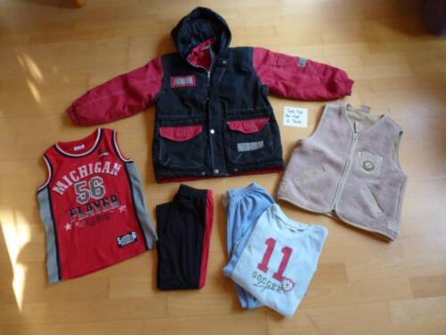 Jungenkleidung, Kleidung für Jungen Gr.128, Jacke,Paket/ Set 46 in Hannover