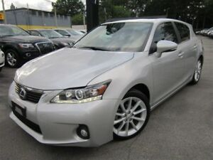 2011 Lexus CT 200h HYBRID~SUNROOF~BACK-UP CAMERA~LEATHER !!!