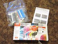 HP Compatible Cartridges H364XL 2 Multi packs [3 colour+2 black