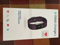 Fitbit Charge 2 Purple size small