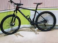 Scott scale 35 carbon fibre mountain bike