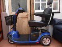 Twin Colt Mobility Scooter 4mph max 25 stone