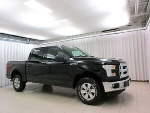 2016 Ford F-150 LET THIS CAR FUEL YOUR SOUL!! XLT 4X4 4DR CREW C