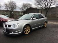 SUBARU IMPREZA WRX PRODRIVE ( low miles cheaper tax band) very good condition may px swap