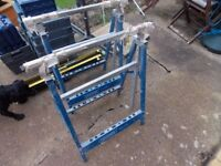Draper adjustable trestles 2 off thats 1 pair only £30