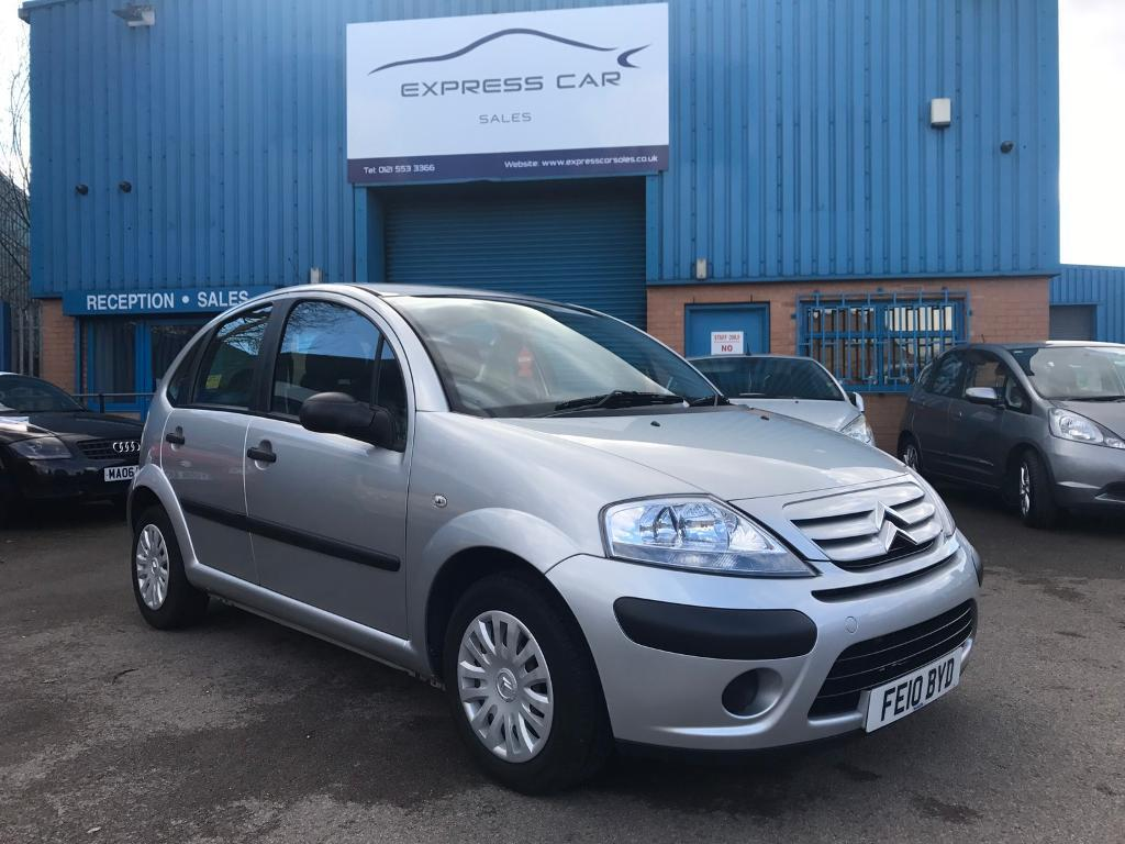 2010 CITROEN C3 1.1 8v VT 5dr HATCHBACK # GENUINE LOW 35,000 MILES # VERY TIDY # FSH # HPI CLEAR