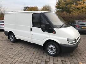 2003 Ford Transit 2.0 TD 280 SWB VAN, 94K MILES, NEW 12 MONTHS MOT, NO VAT (Vauxhall Vivaro)