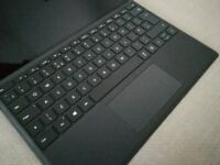 Microsoft Surface Pro 3 with keyboard and pen. 128GB SSD, 4GB RAM