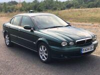 Jaguar X-Type 2.0 D Classic 4 door Full Service History, 1 Yr MOT
