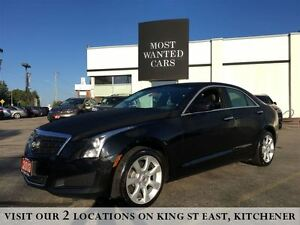 2013 Cadillac ATS 2.0L Turbo AWD | NO ACCIDENTS | LEATHER Kitchener / Waterloo Kitchener Area image 1