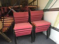 100 x available church/banqueting Chairs