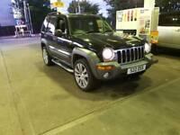 Jeep cherokee 2.4 petrol runs good