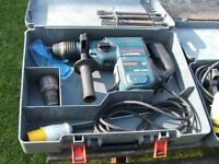 DRILLS-SDS-various types-110volt plus cable-all SDS