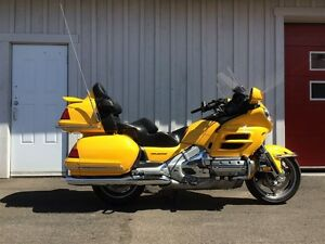 2001 Honda GL1800 Goldwing GL1800 Touring