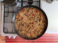 Paella pan (32cm)