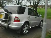 Mercedes ml320 petrol