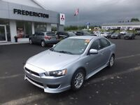 2013 Mitsubishi Lancer SE! AUTO! AIR! WARRANTY TO 2023!